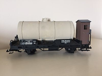 G Scale TANK WAGON adapted from LGB Reference 42124
