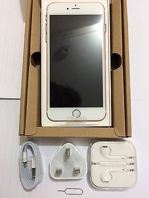 BRAND NEW UNUSED IPHONE 6s PLUS-16gb  FACTORY UNLOCKED ROSE GOLD & WARRANTY