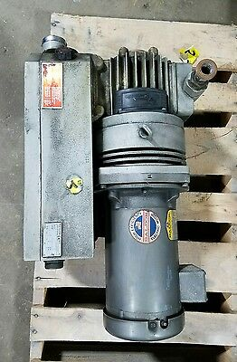 Rietschle Vacuum Pump VCE 60 (02) FREE SHIPPING