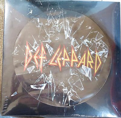 Def Leppard - Def Leppard (Sealed Uk Record Store Day 2 X Picture Disc)