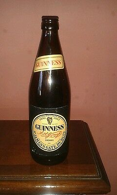 Very Rare Guinness Extra Stout Bottle