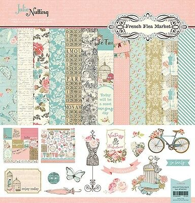 Photoplay - Julie Nutting French Flea Market - Collection Pack
