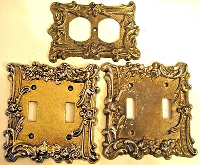 Vintage Charm N Style Outlet Plate Switch Cover