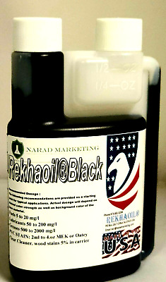 Black Dye for Petroleum Products 8oz concentrate lqd