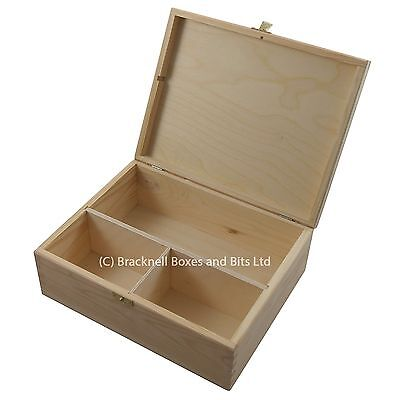Wood Storage Chest with Clasp dd420 Wedding Memory Box Limited 17 £ Price OFFER!