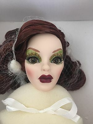 Parnilla Gothic Lace ~ nude DOLL ONLY - Tonner Evangeline Ghastly ~ auburn hair