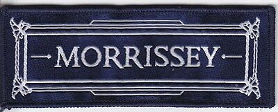 Morrissey Ringleader Of The Tormented RARE promo patch '08