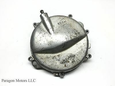 92#1 89 90 91 92 Suzuki RM250 RM 250 Engine Clutch Service Access Outer Cover