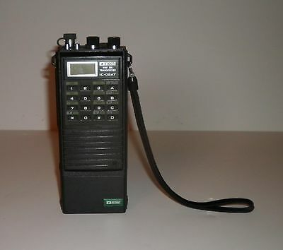 ICOM IC-02AT 02AT VHF Amateur Ham Radio Transceiver w/Battery and hand strap
