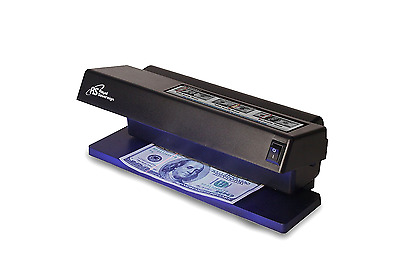 UV Counterfeit Money Detector Royal Sovereign Ultraviolet Detector RCD-1000