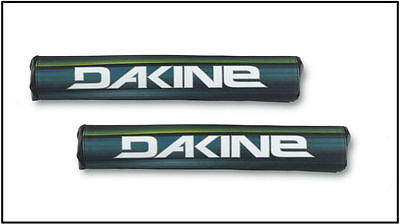DAKINE ROOF RACK PADS, Padded Crossbar Rack Pads, Board Transport, Haze, *NEW*