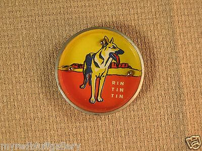 Nabisco Shredded Wheat Cereal Rin Tin Tin Game