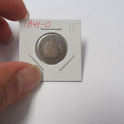 1841-O Liberty Seated Dime ( Combine Shipping )