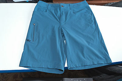 Outdoor Research Ferrosi Shorts - size 32 Blue
