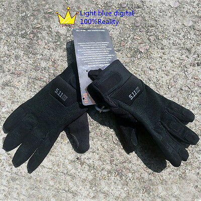NEW 5.11 59315 Synthetic L-5 Cut Resist GLOVES TACTICAL FLIGHT OPS MILITARY