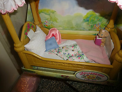 BRIARBERRY PLAYSET:CANOPY BED, nrfb   2000  Tooo sweet!
