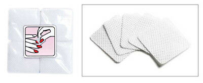 Lint-Free Woven Nail Wipes (Pack of 200)
