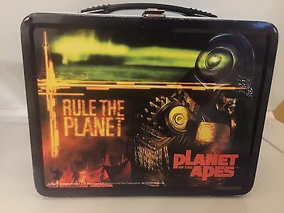 2001 Planet of the Apes Lunch Box #2 Limited Edition NECA Rule the Planet Used