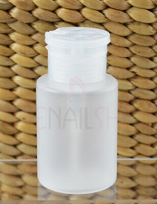 Empty Plastic Nail Polish Remover Dispenser Pump Bottle (185ml) - NEW!