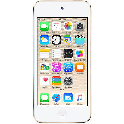 Apple iPod touch 6th Generation Gold (32GB) (Latest Model)