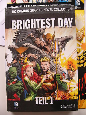 DC Comics Graphic Novel Collection Sonderband 8 Brightest Day Teil 1