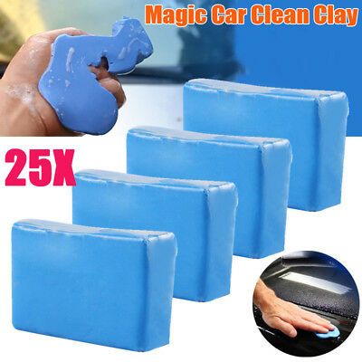 24X Magic Car Clean Clay Cleaning Truck Auto Vehicle Bar Mud Detailing Cleaner