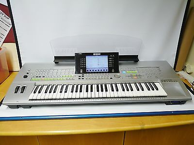 Very Clean 61 Key Yamaha Tyros 1? Digital Workstation (2002 ?) Part Tested