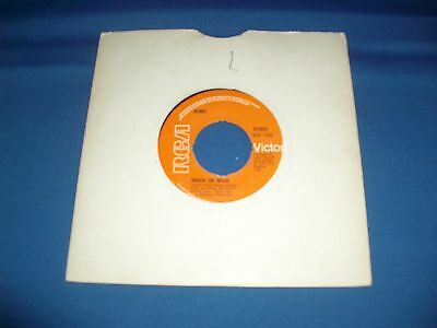 David Bowie - Knock On Wood  7 Inch Single