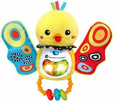 Baby Activity Rattle Infant Toddler Interactive Musical Sensory Learning Toy New