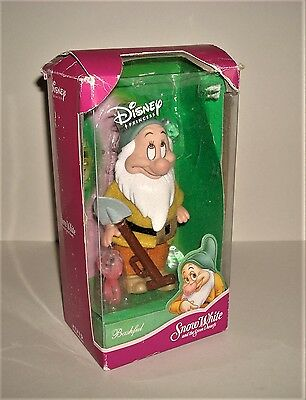 Disney Bashful Figure, From Snow White And The Seven Dwarfs.
