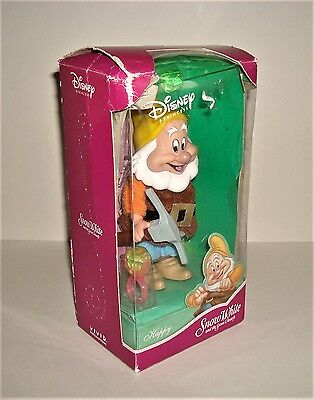 Disney Happy Figure, From Snow White And The Seven Dwarfs.