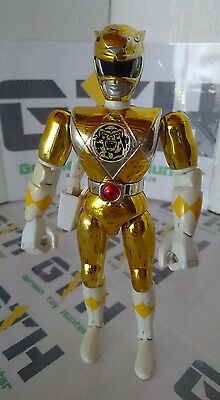 Mighty Morphin Power Rangers gelber Movie Ranger Limited Edition