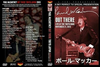 Paul Mccartney Out There In Tokyo Japan 2 Dvd Pro-Shot