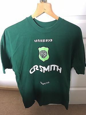 Jorge Cadete Celtic FC T-shirt Vintage . Great Condition For Such An Old Item.