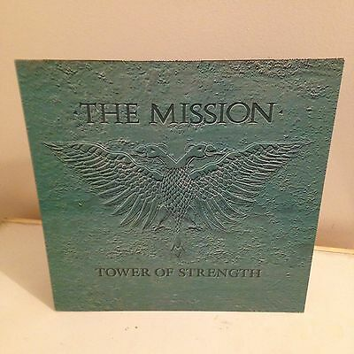 """The Mission 12"""" Tower Of Strength"""