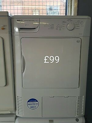 beko 6kg condenser tumble dryer free delivery within 30 miles