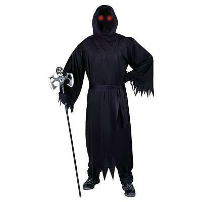 Men's Fade In Fade Out Unknown Phantom Halloween Costume Adult Plus One Size NEW