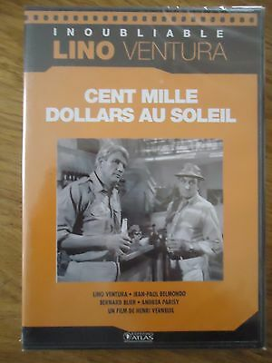 // Neuf * Cent Mille Dollars Au Soleil * Collection Dvd Ventura Blier  Verneuil