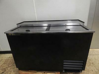 "True Bottle Box Cooler, 50"" Wide, Model TD-50-18"