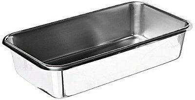 "Grafco 3258 Instrument Tray without Cover, 8-7/8"" x 5"" x 2"""