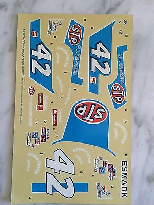 1/24 Richard Petty 1982 Decals Nascar By Monogram