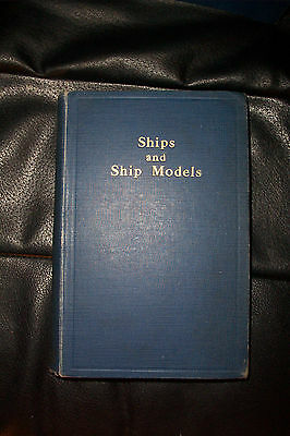 RARE 1932 33 SHIPS & SHIPS MODELS  ANNUAL BOUND VOLUME 2  PICTURES & PLANS Etc