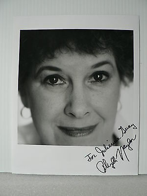 PHYLLIS REYNOLDS NAYLOR American Writer ORIGINAL AUTOGRAPH SIGNED PHOTO 8 X 10