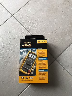 Fluke Industrial True Rms-Multimeter 87v