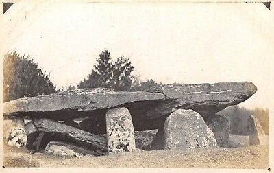 Herefordshire - BREDWARDINE, Arthur's Stone near Dorstone -  Real Photo