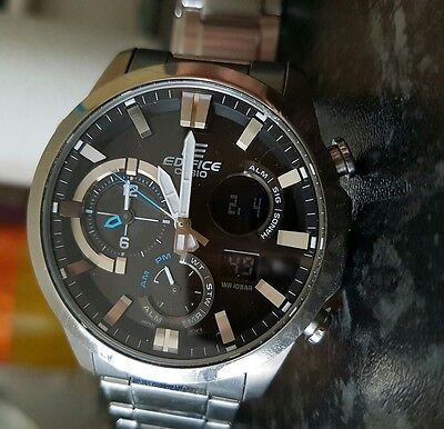 Casio Edifice Stainless Steel Mens Watch