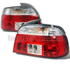 Rear Taillights for a 2000 BMW E39 540i