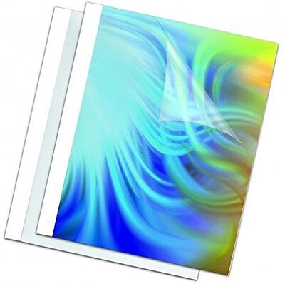 Fellowes 6mm Thermal Binding Covers (Pack Of 100)