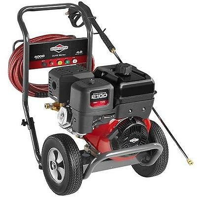 Briggs & Stratton 4000 MAX PSI / 4.0 MAX GPM Gas Pressure Washer 20507