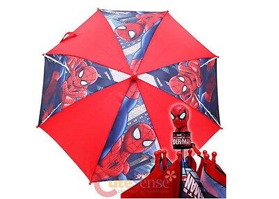 Marvel Spider-Man Handle Kids Umbrella